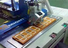 数控手机外壳螺母植入机――迈特自动化