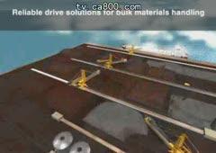 瑞典HAGGLUNDS金牌系列径向柱塞式液压马达