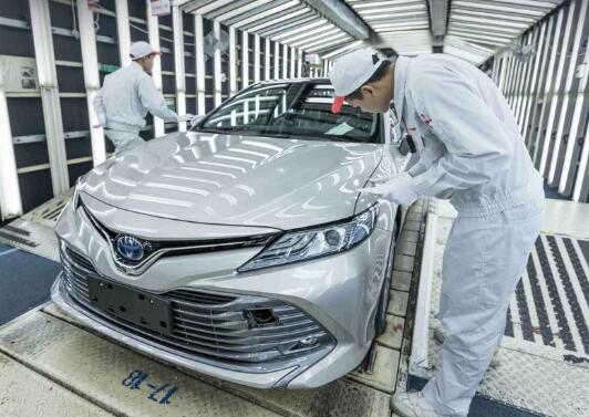 丰田拟与电池厂商组建企业联盟