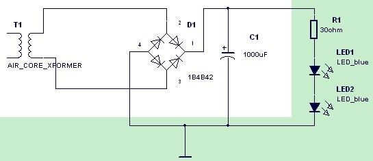 图3 稳压法  PWM法 PWM脉宽调制,即用脉宽调制的方法,改变LED驱动电流的脉冲占空比来控制光的亮度。是利用简单的数字脉冲,反复开关LED驱动器的调光技术。使用者只需提供宽、窄不同的数字脉冲,即可实现改变输出电流,从而调节白光LED的亮度。此驱动电路的特点是,通过一个电感器将能量传递给负载,通常是用一个PWM控制信号,对MOSFET晶体管触发导通和关断来实现。通过改变PWM的占空比和电感器的充放电时间,对输入电压和输出电压的比率进行调节。这类电路常见的结构包括降压、升压、降压-升压等类型。优点是高