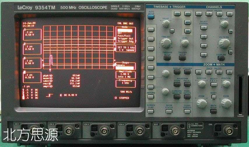 大量500m数字示波器 500m二手示波器 特价