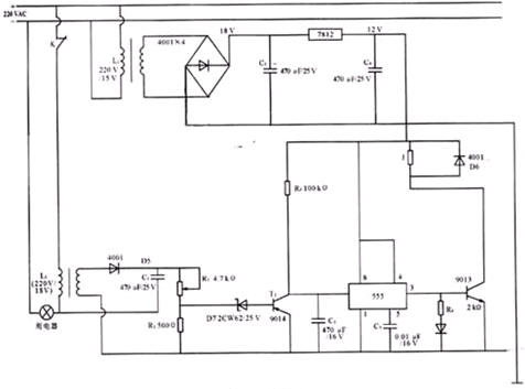 同时,其输入电平不一定是逻辑电平,也可以是模拟电路电平,而且,555型