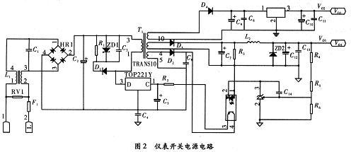 检测电路中主要器件有功率互感器,cs5460a,单片机p89lpc916,x5045等.