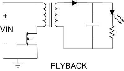 反激拓扑变压器设计