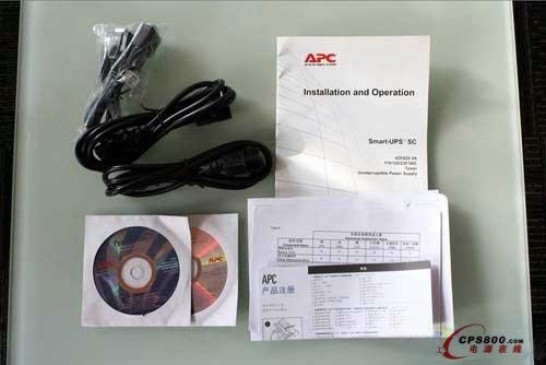apc smart-ups sc620ich电源(图)