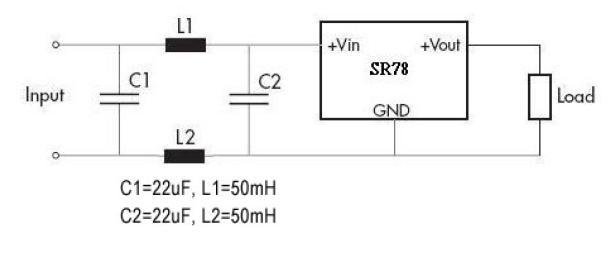 arch推出sr78系列dc-dc转换器