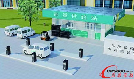 一季度电动车电池价格同比下降14%