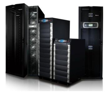 台达InfraSuite数据中心解决方案