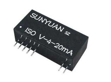 v-4-20ma二线制电压信号