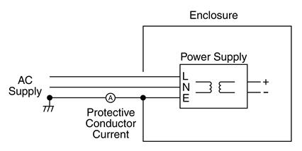 基于iec60990 - 电源的漏电流测试