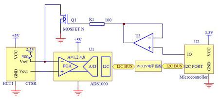 lem漏电流传感器ctsr系列自检功能浅析