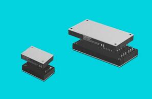 行业高功率密度以及超宽输入电源模块