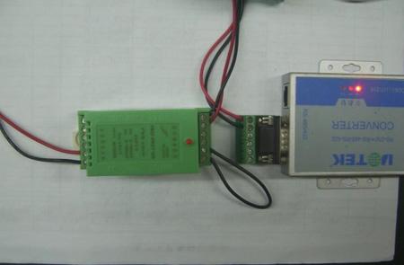 数据采集器设置接线图资料