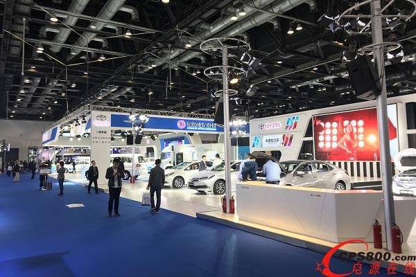 第五届中国国际节能与新能源汽车展在京开幕-展会动态
