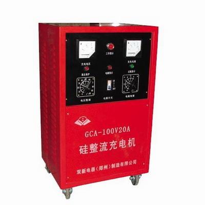 gca-100v20a硅整流充电机