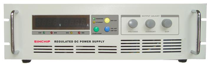 该系列电源可 以提供0—600v/0-800a范围单机最大输出功率24kw的大