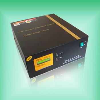 风光互补监控系统;能同时控制风力发电机和太阳能
