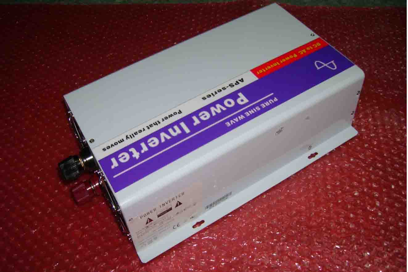 12v/24v/36v/48v转220v/110v/1000瓦正弦波逆变器1000